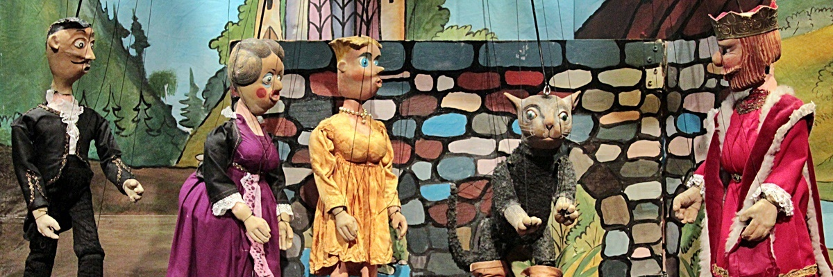 Teatr objazdowy bajki